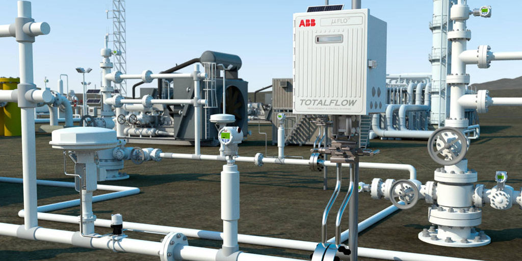 Flow Measurement and Custody Transfer for Oil & Gas